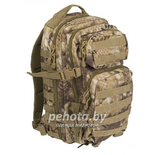 Рюкзак Тактический Assault US ARMY 25L Mandra Tan | Mil-Tec фото 1