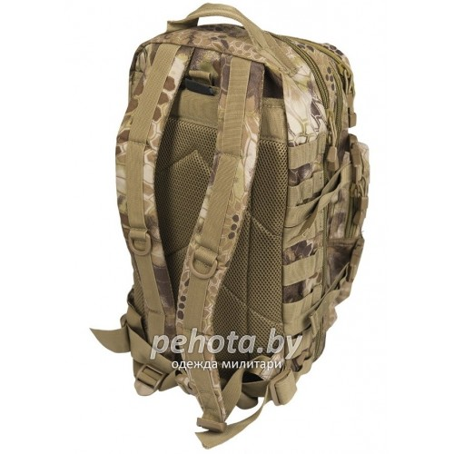 Рюкзак Тактический Assault US ARMY 25L Mandra Tan | Mil-Tec фото 2