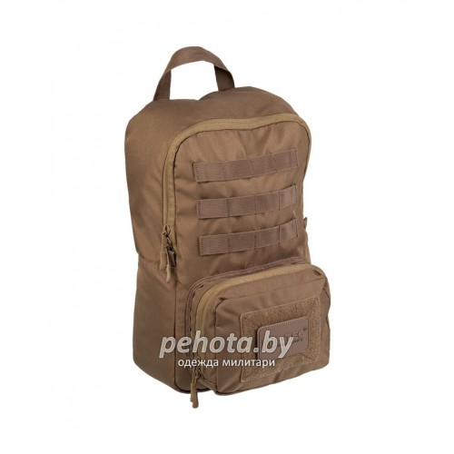 Рюкзак Us Assault Ultra Compact 15L Dark Coyote | Mil-tec фото 1