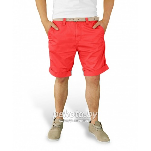 Шорты Chino Shorts Red | Surplus фото 3