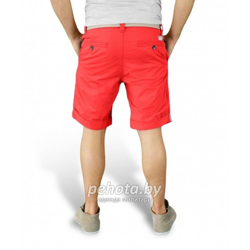 Шорты Chino Shorts Red | Surplus фото 4