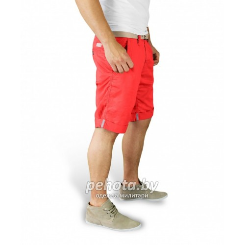Шорты Chino Shorts Red | Surplus фото 5