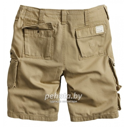 Шорты Trooper Shorts Beige | Surplus фото 2