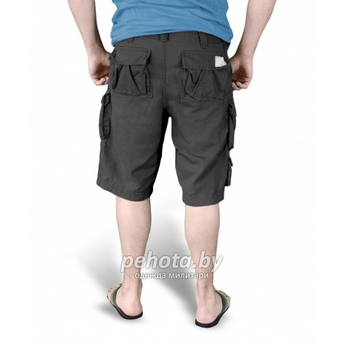 Шорты Trooper Shorts Black | Surplus фото 4