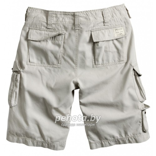Шорты Trooper Shorts Off-White | Surplus фото 2