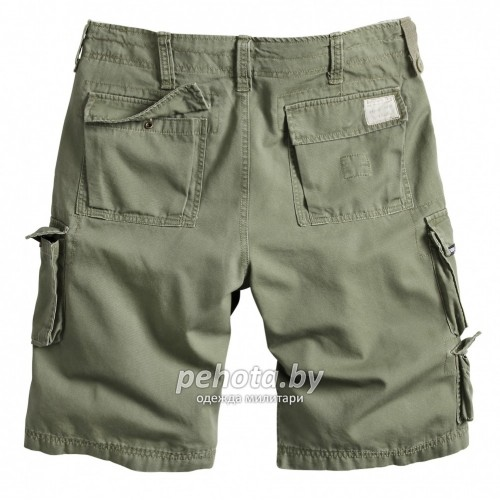 Шорты Trooper Shorts Oliv | Surplus фото 2