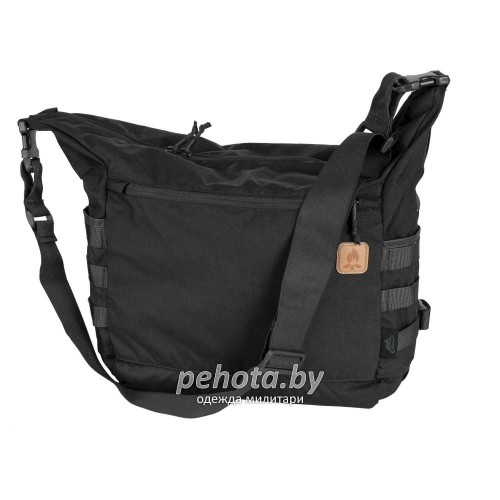 Сумка BUSHCRAFT SATCHEL Black | Helikon-Tex фото 1