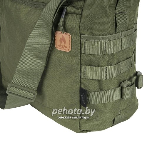 Сумка BUSHCRAFT SATCHEL Black | Helikon-Tex фото 3