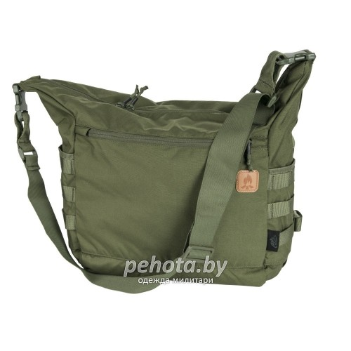 Сумка BUSHCRAFT SATCHEL Olive Green | Helikon-Tex фото 1