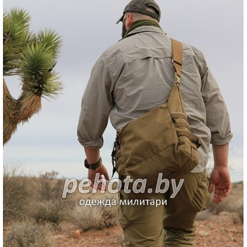 Сумка BUSHCRAFT SATCHEL Shadow Grey | Helikon-Tex фото 4