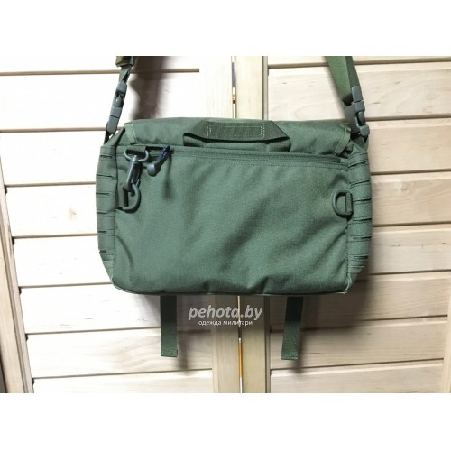 Сумка Small Messanger Bag Olive Green | Helikon-Tex фото 2