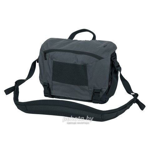 Сумка URBAN COURIER BAG Medium Shadow grey/ Black | Helikon-Tex фото 1