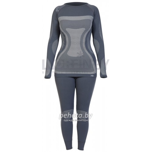 Термобелье Active Line Woman Grey | Norfin фото 1