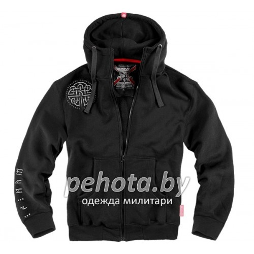 Толстовка Celtic II Black BZ112 | Dobermans Aggressive фото 1