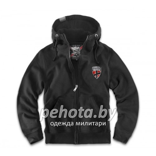 Толстовка COMBAT 44 Black BZ06 | Dobermans Aggressive фото 1