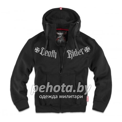 Толстовка Death Rider Black BZ102 | Dobermans Aggressive фото 1