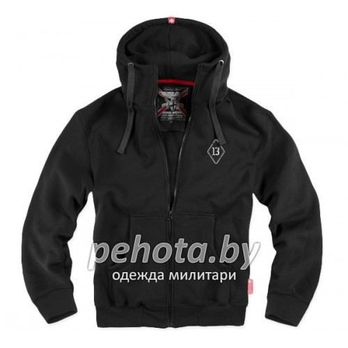 Толстовка DEATH RIDER Black BZ123 | Dobermans Aggressive фото 2