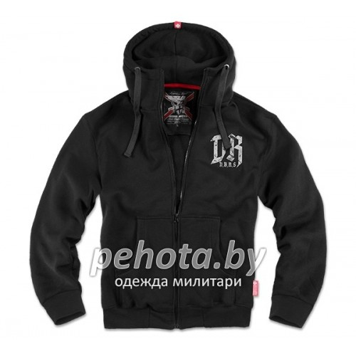 Толстовка Death Rider BZ117 Black | Dobermans Aggressive фото 1