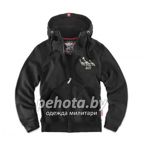 Толстовка JU87 BZ73 Black | Dobermans Aggressive фото 1
