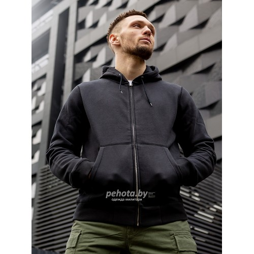 Худи Redstone 3013 Black | Vintage Industries фото 1