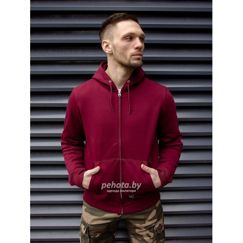Худи Redstone 3013 Cranberry | Vintage Industries фото 1