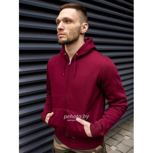 Худи Redstone 3013 Cranberry | Vintage Industries фото 4